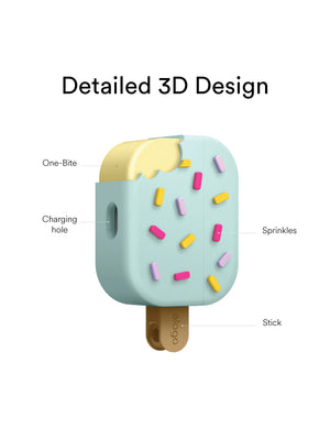 elago AirPods Pro Ice Cream Case: Mint
