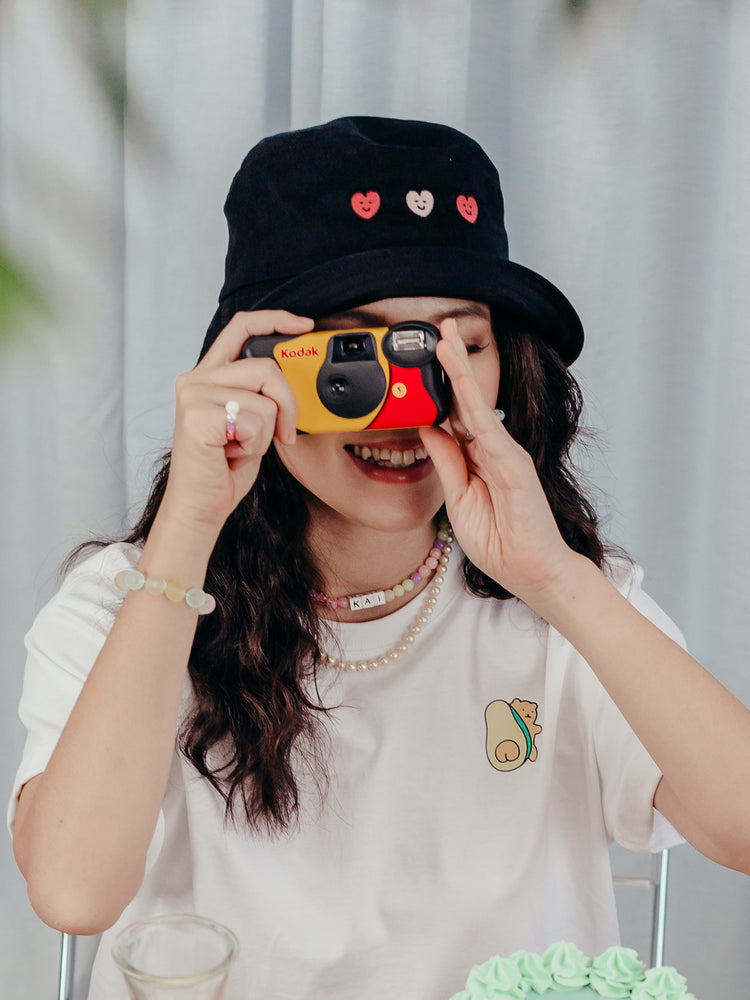 Load image into Gallery viewer, Lots of Love Bucket Hat