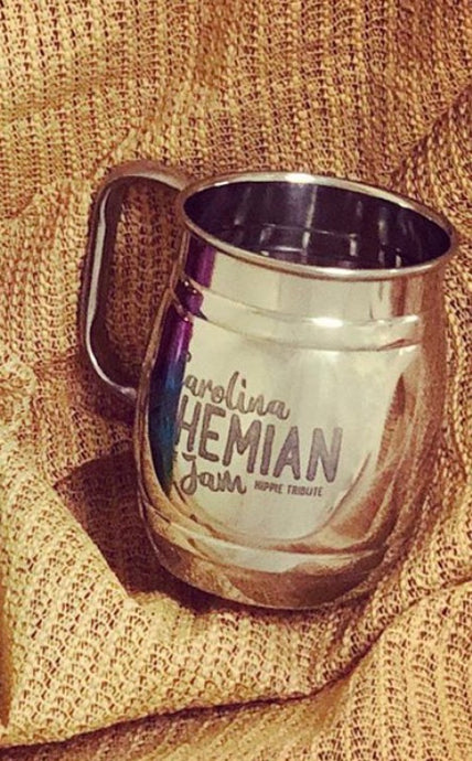Stainless Steel Mugs - Carolina Bohemian (Barrel)