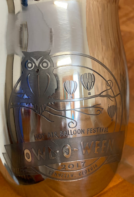 Stainless Steel Mugs - Owl-O-Ween 2017 (Insulated)