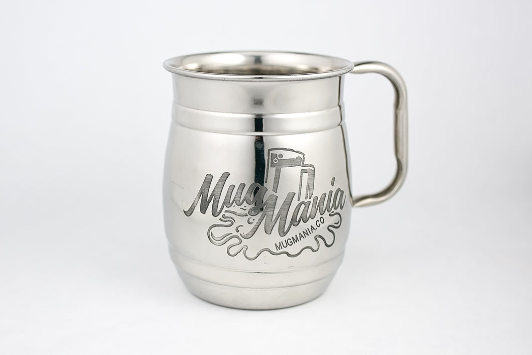 Stainless Steel Mugs -