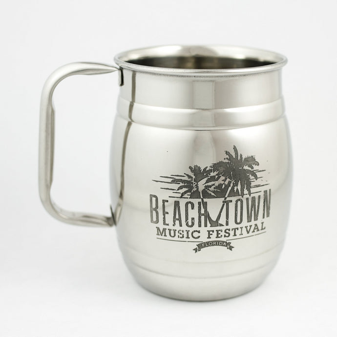 Beachtown Music Fest mug