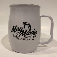 Stainless Steel Mugs - Maryland Seafood Festival (White)