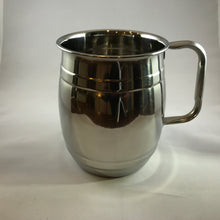Stainless Steel Barrel Mugs - Add Your Custom Logo