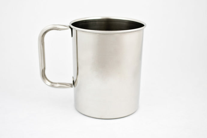 Stainless Steel Mug - Regular Blank