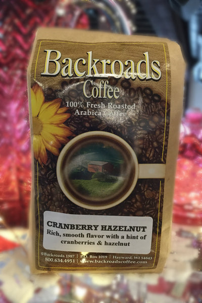 Backroads Coffee - Cranberry Flavored Coffees
