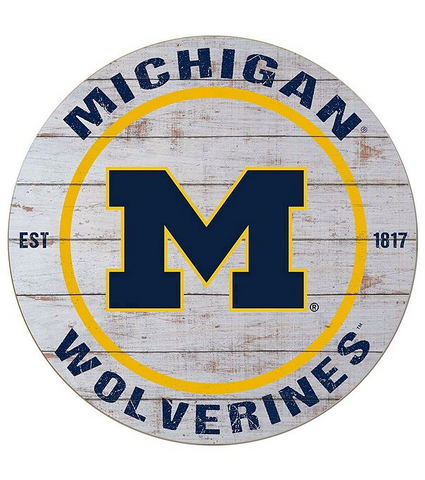 Michigan Wolverines popsocket