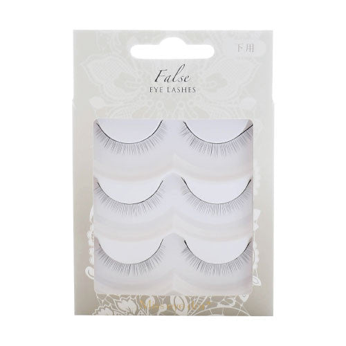 Practice False Eyelashes (for lower 3 set)