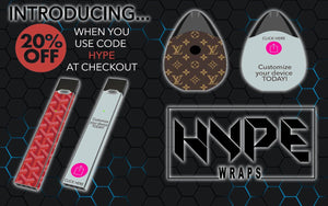 Introducing HypeWraps: Protect Your Device In The Most Hype Styles