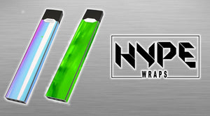 Get Chromed Out With Chrome Juul Skins From HypeWraps