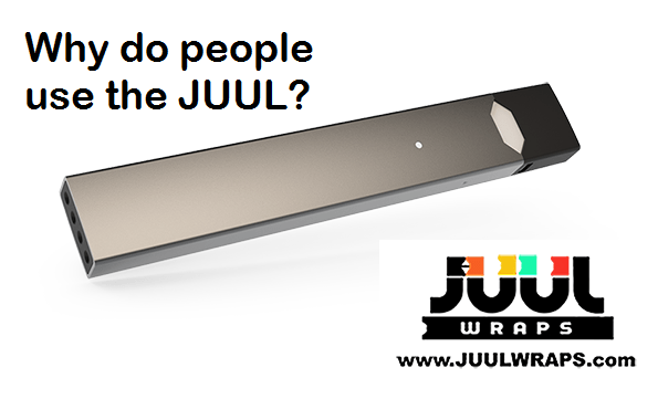 Why Do People Use The Juul Vaporizer?