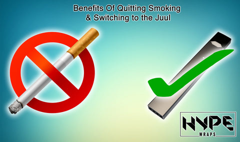 7 Little-known Benefits of Switching to The Juul From Cigarettes