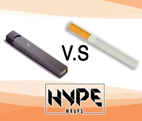 Juul Vs Cigarette