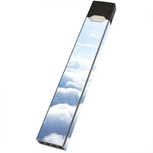 clouds sky flying juul wrap juul skin