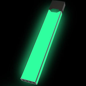 glow-in-the-dark glow in the dark juul skin juul wrap custom juul juulwraps