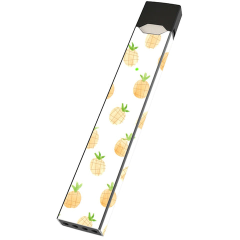 pineapple cute girly fruit juul skin juul wrap juulwraps