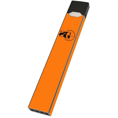 kodak black sniper gang orange juul wrap juul skin