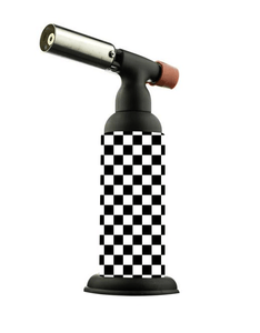 Checkerboard Blazer Big Shot Torch GT-8000 Skin Wrap