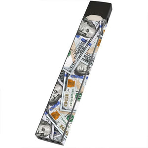 ben franklin hundreds dollar bills money juul wraps juul skins