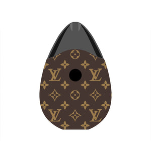 Brown Monogram-Suorin Skins Suorin Wraps