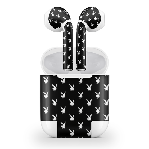 Playboy Bunny Airpods Wraps Skins