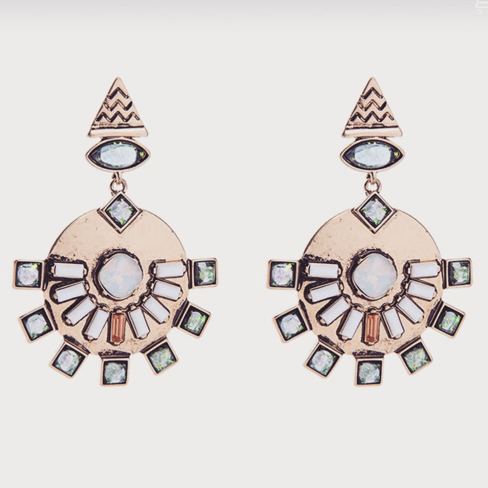 Jagger Exaggerated Statement Earring