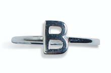 Willow Letter Ring