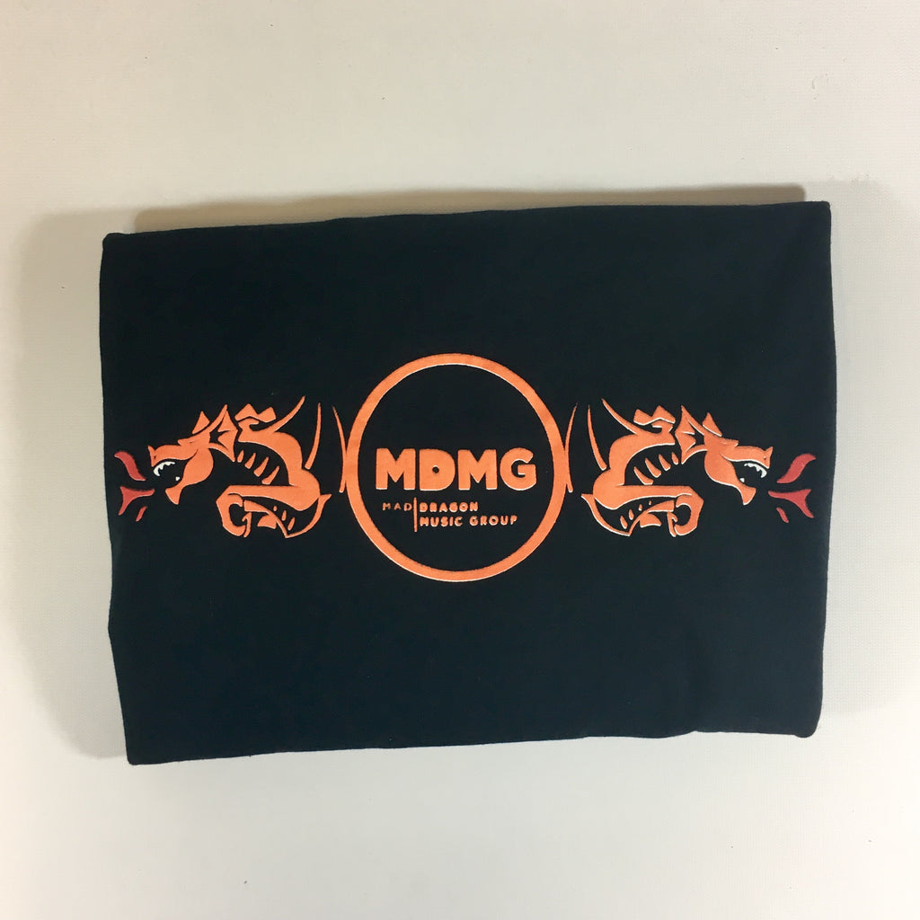 Mad Dragon Logo Tee