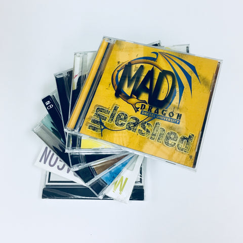 Mad Dragon Unleashed Series CD Set