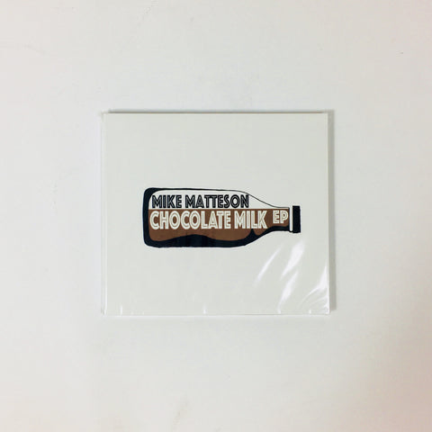 Chocolate Milk EP (CD)
