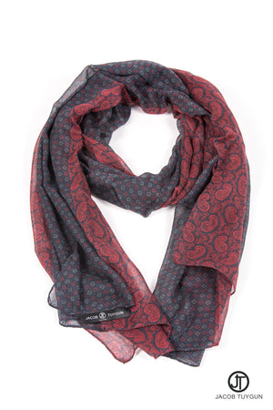 JACOB TUYGUN SCARFS