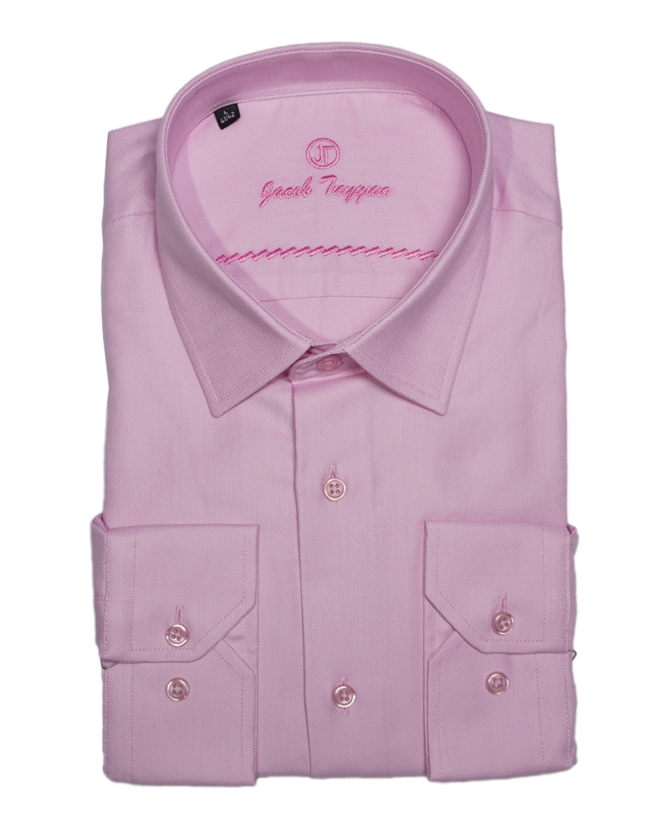 JT SLIM- PINK OXFORD    OXFORD-05-VP
