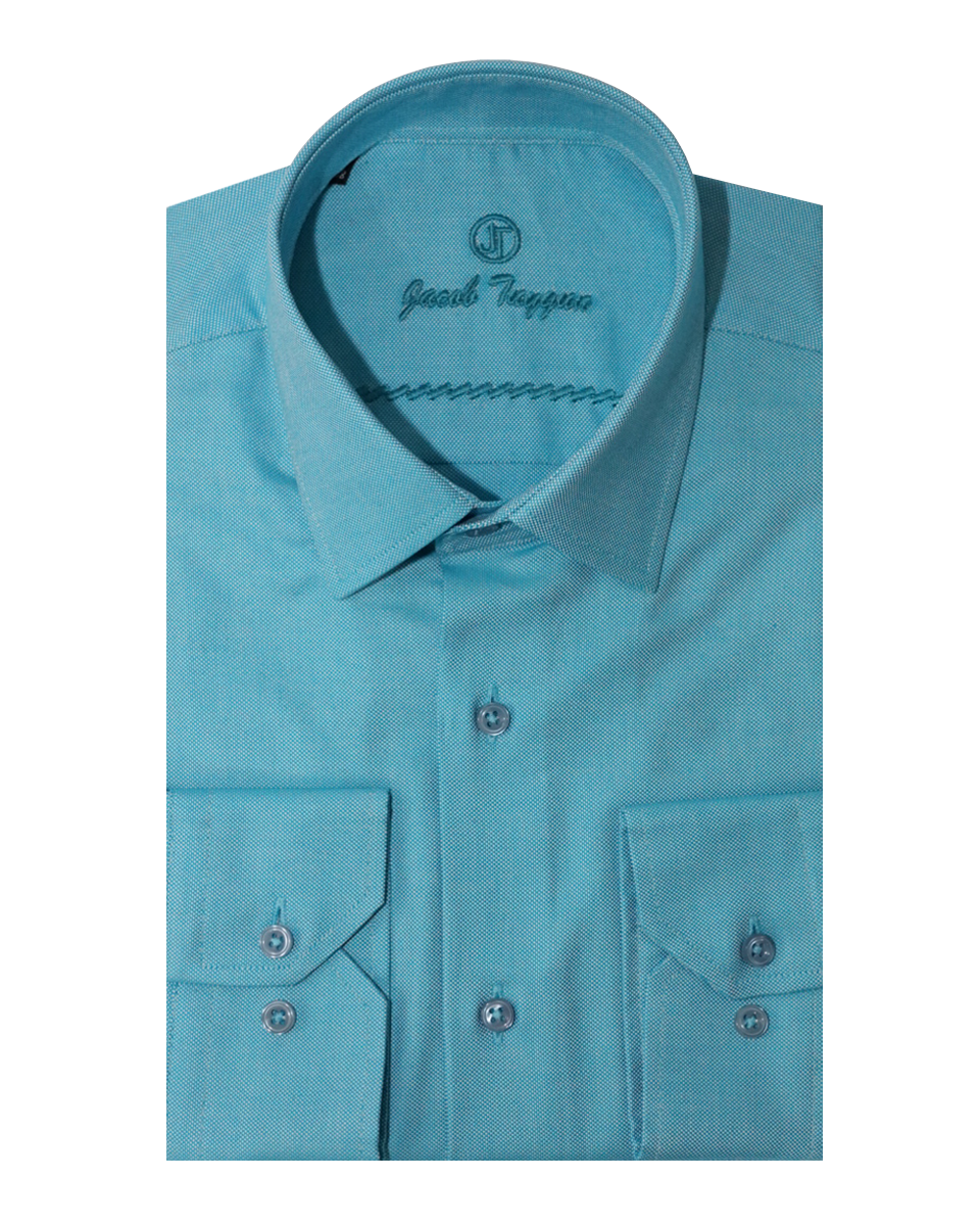 JT SLIM - Teal  OXFORD-35-VP