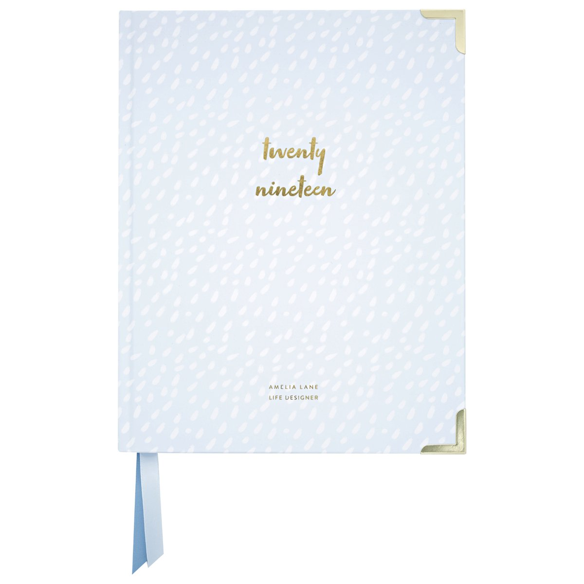 2019 Amelia Lane Life Designer, Desktop Daily (Rain Splash)