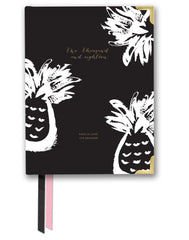 2018 Amelia Lane Life Designer, Desktop Daily (Black Pineapple)