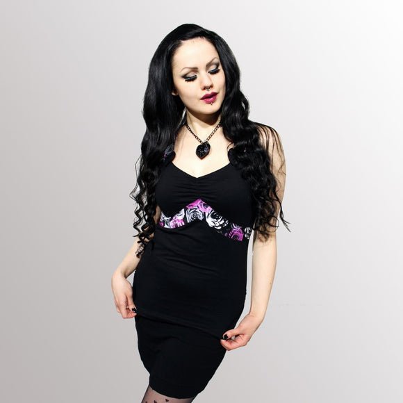 Katia Gothic Top Ladies Rose