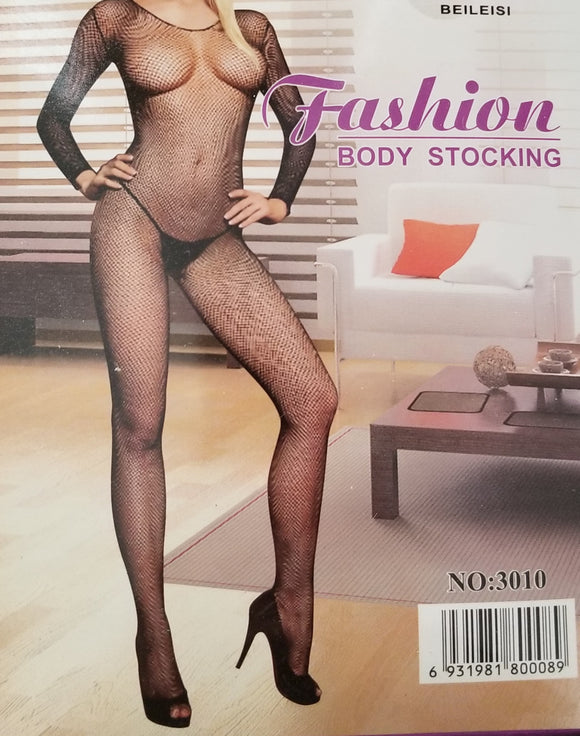 Fishnet Sexy Body Stocking