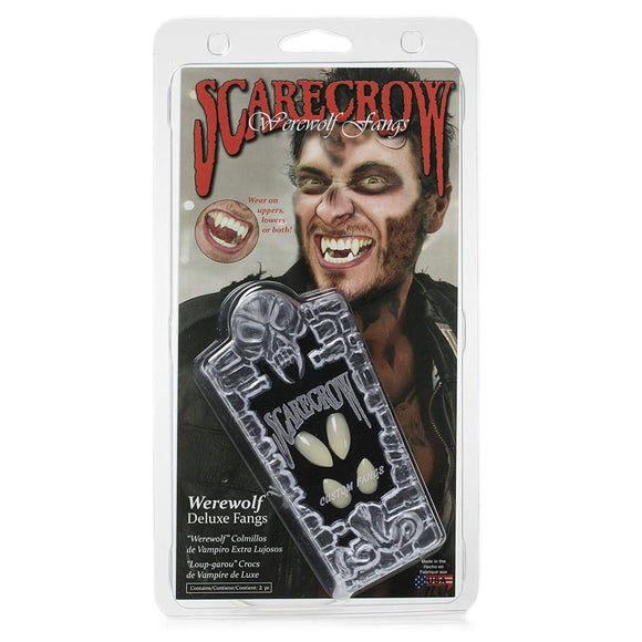 Copy of Scarecrow Natural Vamp Fangs