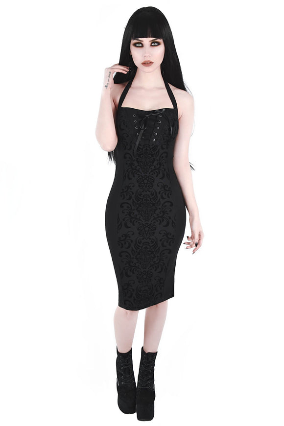 Killstar Bloodlust Midi Dress