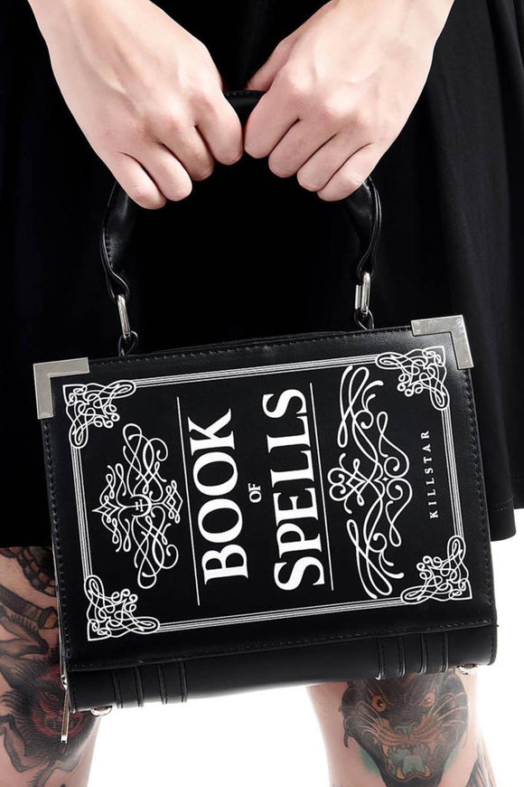 Book Of Spells Bag