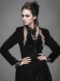 WOMEN GOTHIC SWALLOW TAIL SHORT JACKET
