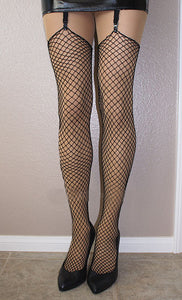 Industrial Fishnets Stockings