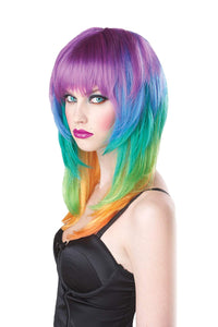 California costumes Kaleidoscope Wig