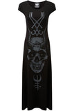 Killstar Mooncult Maxi Dress