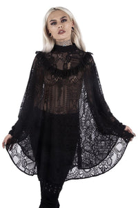 Killstar Morte Mistress Tunic Dress