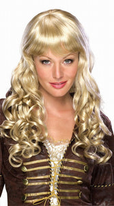 Blond Long Wig