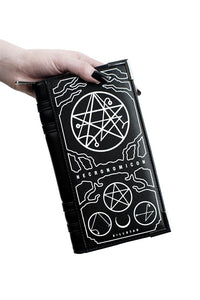 Necronomicon Book Wallet