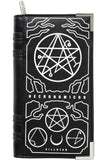 Killstar Necronomicon Book Wallet