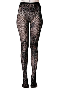 Poison Path Tights