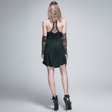 Gothic Dress With Lace